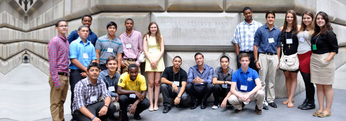 Summer business programs for high school students
