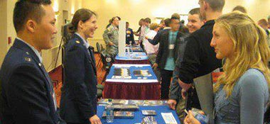 Network with National Security Professionals