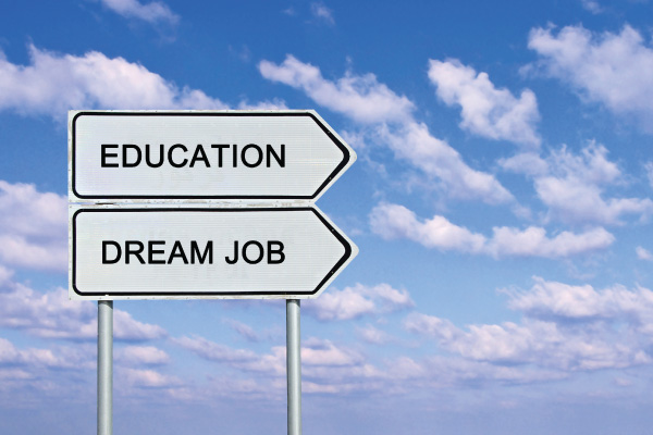 Education and Dream Jobs