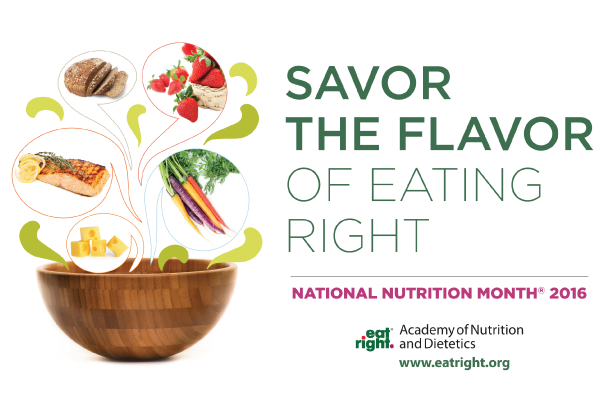 Celebrate national nutrition month thecheapjerseys Gallery
