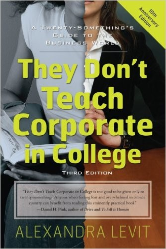 Book Review: They Don't Teach Corporate in College