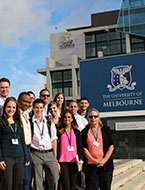 Business & Entrepreneurship students in Melbourne, Australia