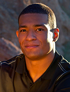 Motivational keynote speaker, All-American NCAA National Champion wrestler Anthony Robles
