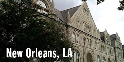 Summer Programs and Camps in New Orleans Louisiana