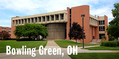 Bowling Green State University, Bowling Green, OH