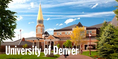 University of Denver, Denver, CO