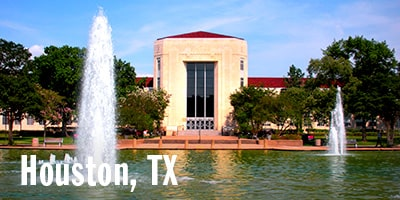University of Houston, Houston, TX