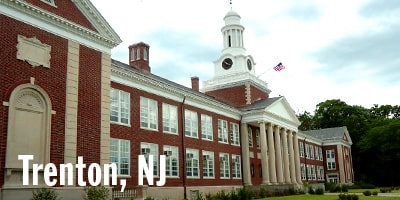 The College of New Jersey, Trenton, NJ