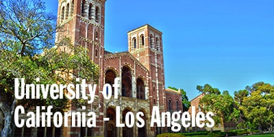 University of California-Los Angeles, UCLA, Los Angeles, CA