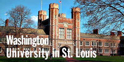 Washington University in St. Louis, St. Louis, MO