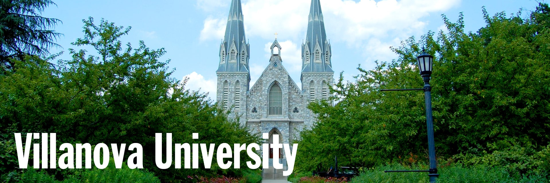 Villanova University Summer Programs for Middle School Students