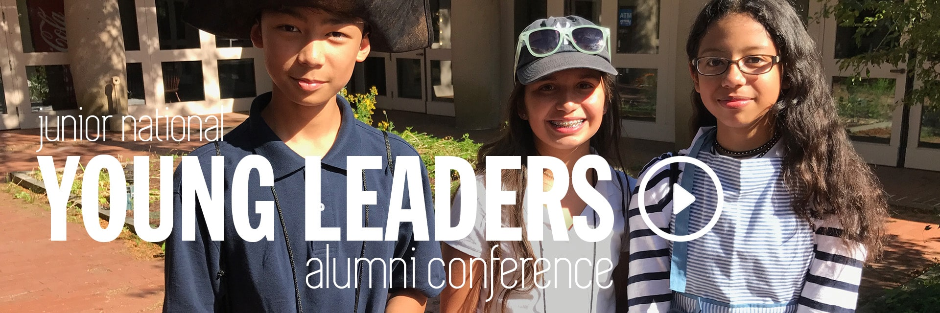 JrNYLC Alumni Conference for Middle School Students Video