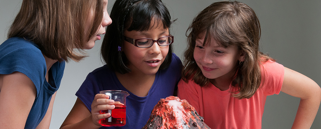 Experiments and fun activities for kids over spring break