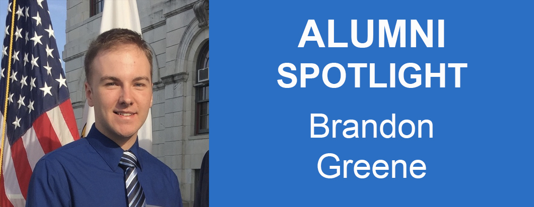 Envision Alumni Brandon Greene gives interview about A Better Community